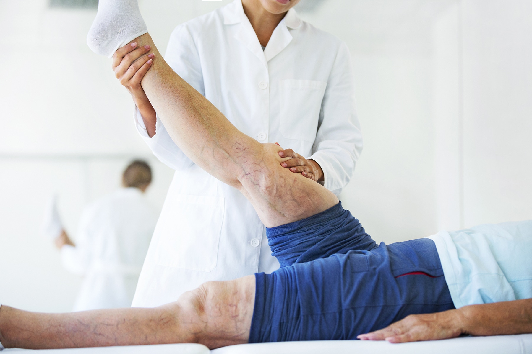 leg and knee pain