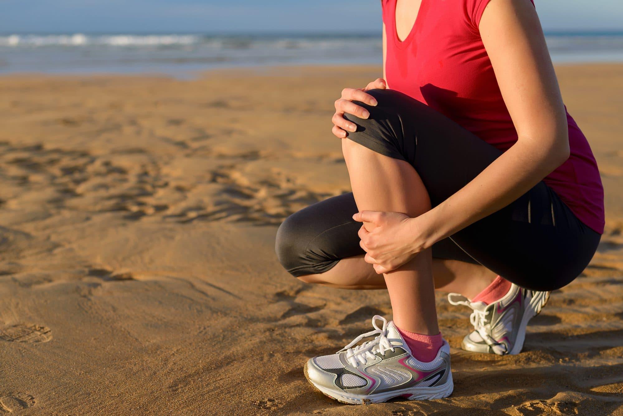 sports knee pain