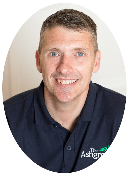 Jay Sheridan - Sports Therapist